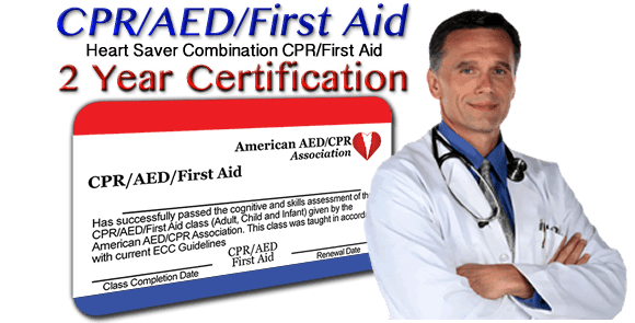 Online Heartsave CPR First Aid